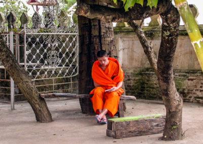 Wat Sene, Luang Prabang, Laos