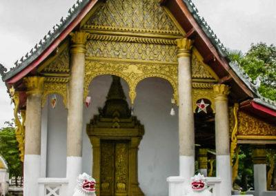 Wat Siri Moung Khoung, Luang Prabang, Laos