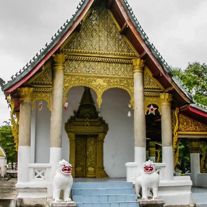 Wat Siri Moung Khoung, Luang Prabang