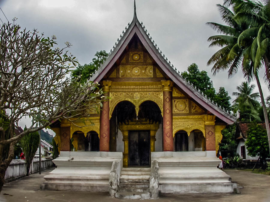 Wat Si Boun Houang, Luang Prabang