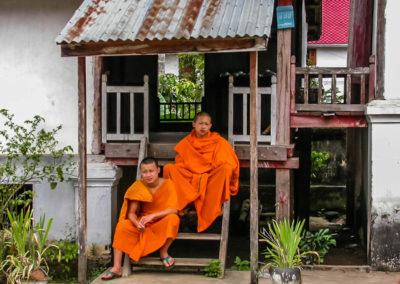Wat Si Boun Houang, Luang Prabang, Laos