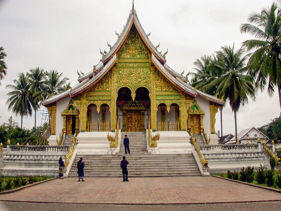 royal palace luang prabang buddhist arts. Black Bedroom Furniture Sets. Home Design Ideas
