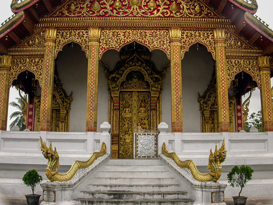Wat Nong Sikhunmuang, Luang Prabang