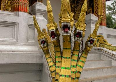 Wat Nong Sikhunmuang, Luang Prabang, Laos