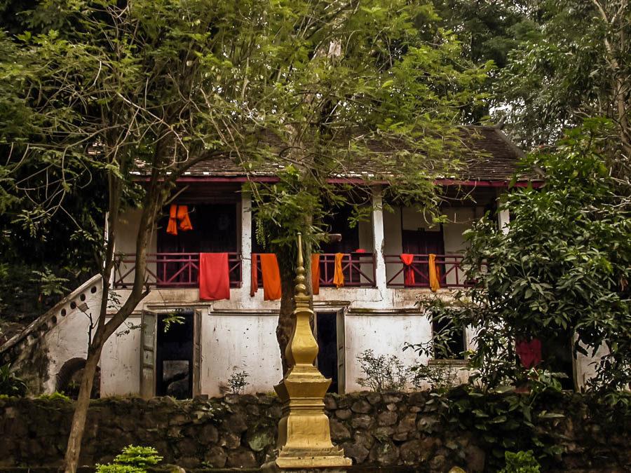 Wat Pa Khe & Wat Paphane