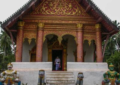 Wat Thakmo and Wat Aham, Luang Prabang, Laos