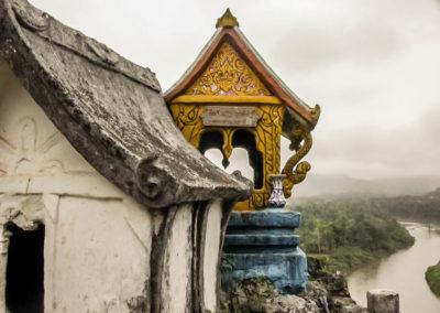 Wat Tham Phousi, Luang Prabang, Laos