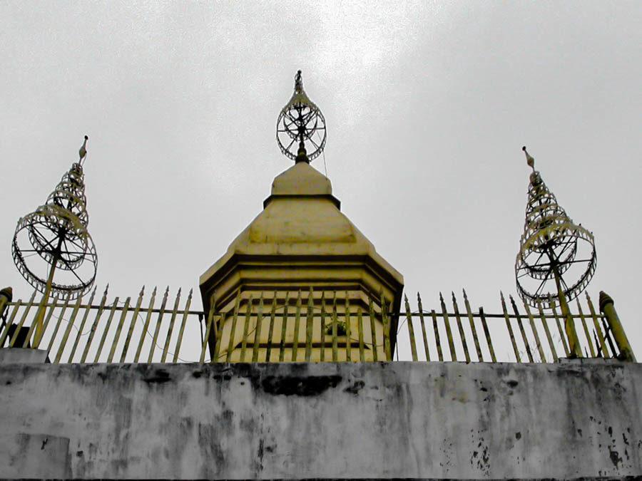Wat Tham Phousi, Luang Prabang