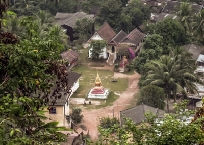 Wat Tham Phousi, Luang Prabang, Laos - Royal Palace