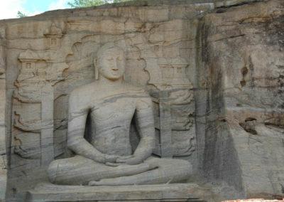 Polonnaruwa, Sri Lanka