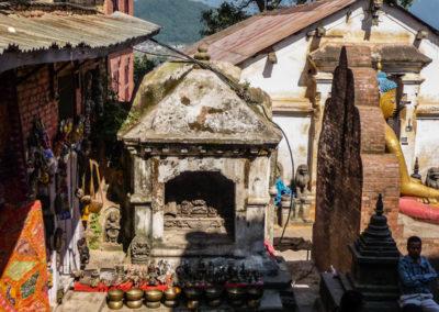 Swayambhunath, Kathmandu Valley, Nepal
