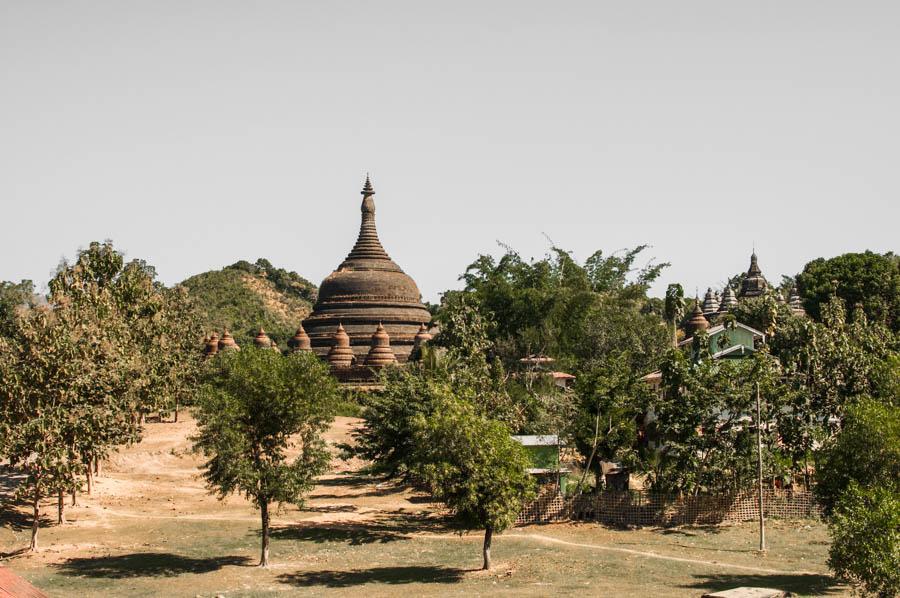 Ratana-Pon, Mrauk U, Rakhine State, Myanmar (Mrauk U Kingdom Late Phase)