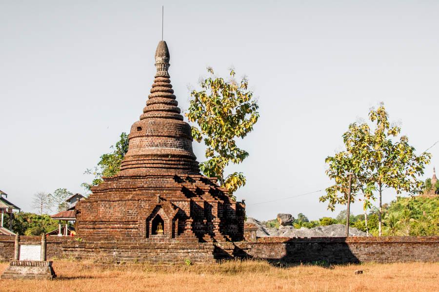 Sakya Manaung, Mrauk U, Rakhine State, Myanmar (Mrauk U Kingdom Late Phase)