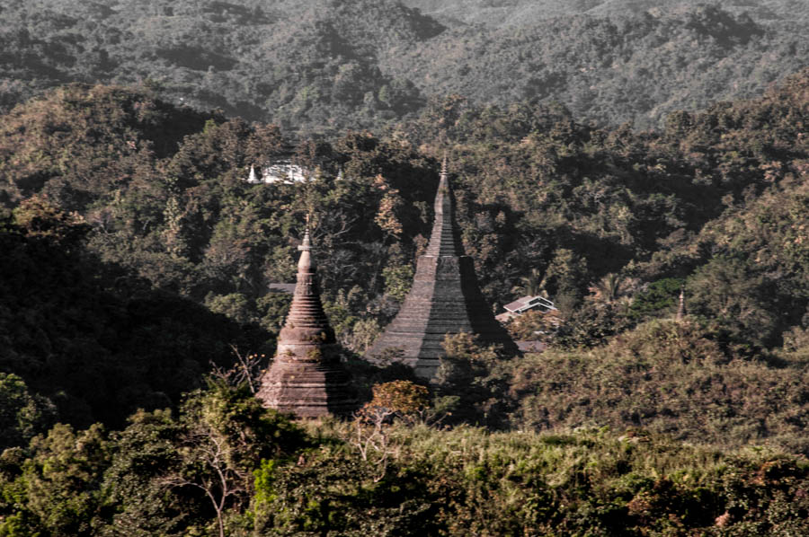 Mrauk U Kingdom Momuments and Temples