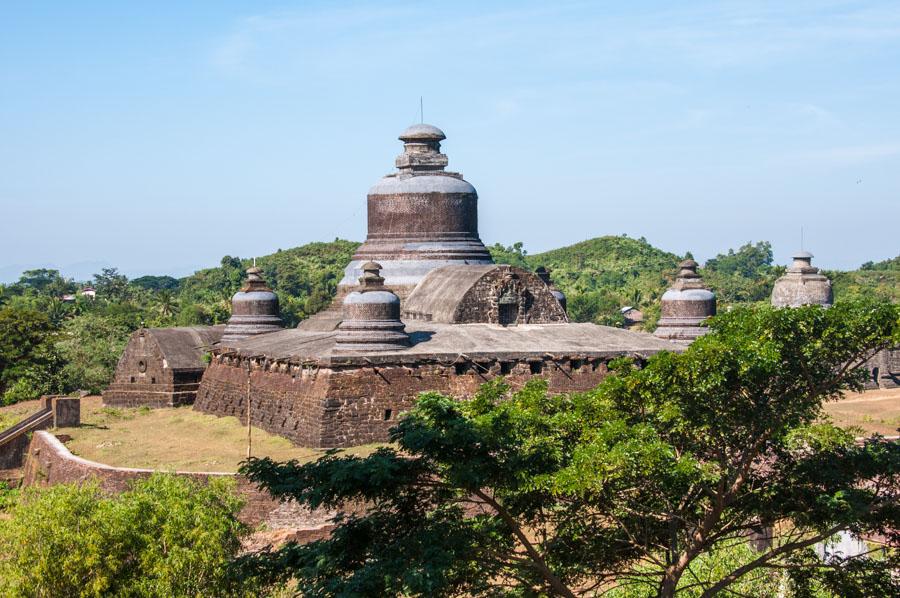 Htu-kan-thein, Mrauk-U, Rakhine State, Myanmar