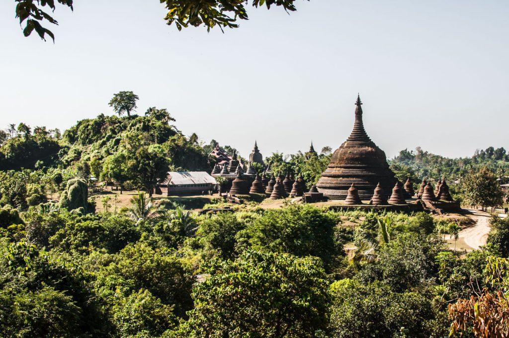 Andaw-thein, Mrauk-U, Rakhine State, Myanmar